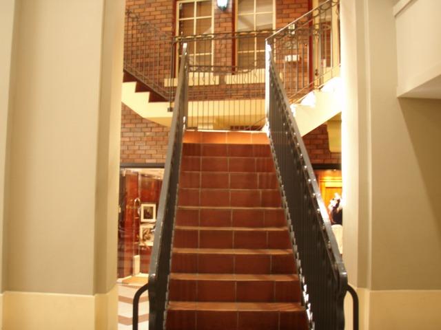 Heritage Stairway 155 George St Sydney